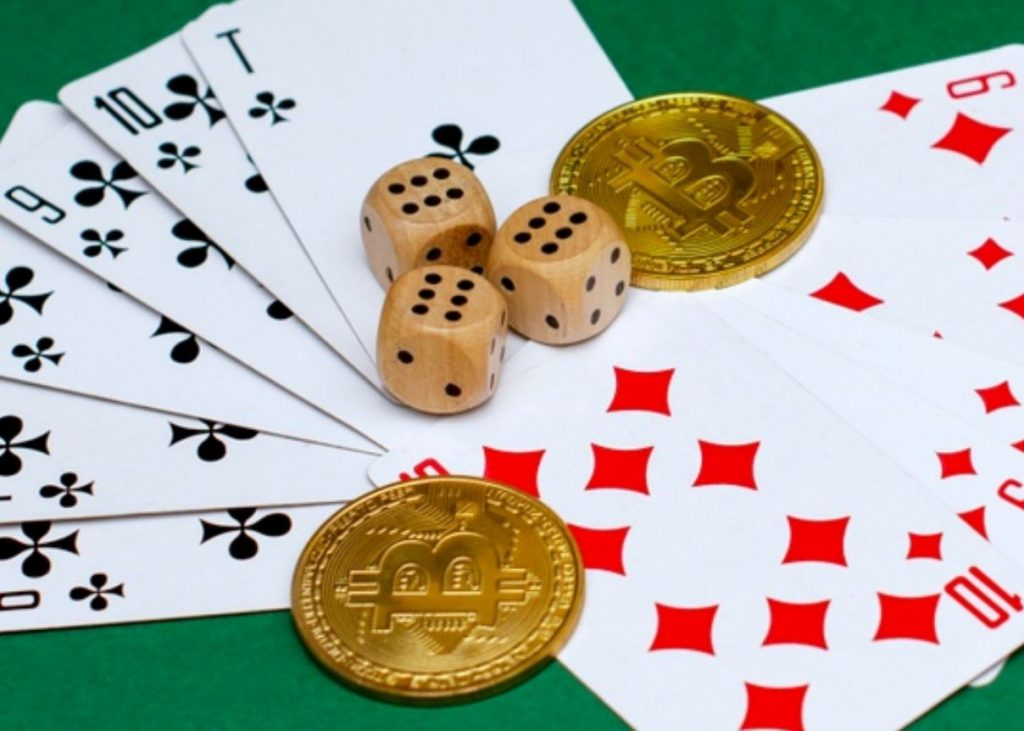 Bitcoin gambling is gaining momentum!